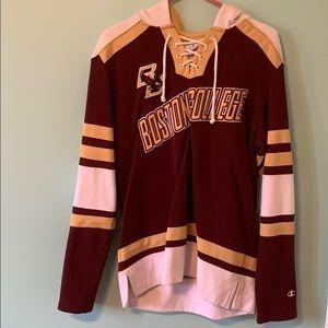 Boston College Eagles Hockey Hoodie